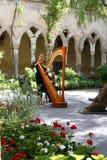 Harpest em San Francesco Sorrento Italy Imagens de Stock
