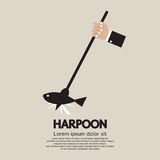 Harpoon Royalty Free Stock Photo
