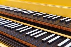 Harpsichord Stock Photos