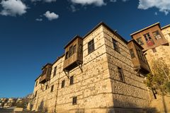 Harput - Elazig - Turkiet Arkivbild