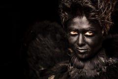 harpy Στοκ Φωτογραφίες
