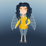 Harpy Royalty Free Stock Photos