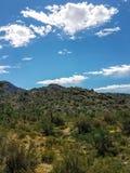 Harquahalasleep Arizona Royalty-vrije Stock Foto