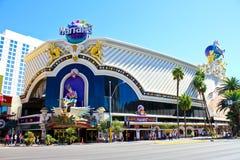 Harrah的赌博娱乐场,拉斯维加斯, NV 免版税库存图片