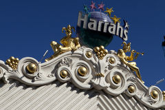 Harrah's Casino in Las Vegas, Nevada Stock Photo