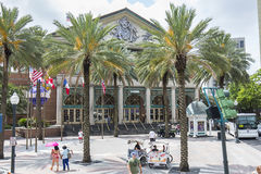 Harrah's Casino, New Orleans Royalty Free Stock Photography
