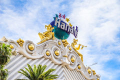 Harrah's Hotel and Casino, Las Vegas Stock Photo