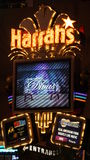 Harrah's Hotel and Casino in Las Vegas Royalty Free Stock Images