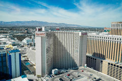 Harrah's Hotel and Casino, Las Vegas Royalty Free Stock Photography