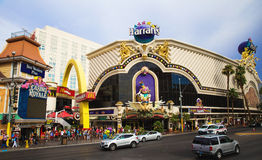 Harrah's Las Vegas Royalty Free Stock Images