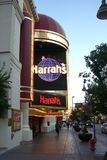 Harrah's Reno Stock Photo