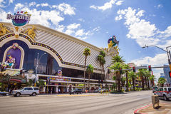 Harrahs Hotel and Casino, Las Vegas Stock Photos