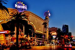 The Harrahs Royalty Free Stock Image