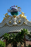 Harrahs - Las Vegas Royalty Free Stock Image