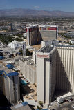 Harrahs and Mirage Hotels and Casinos in Las Vegas, Nevada Stock Image