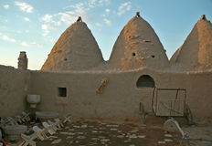 Harran Adobe House. Harran was a major ancient city in Assyria- Upper Mesopotamia whose site is near the modern ....Harran is famous for its traditional & x22 Stock Photos
