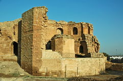 Harran castle stock photo