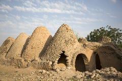 Harran-Häuser, Sanliurfa, die Türkei stockfotos