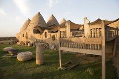 Harran-Häuser, Sanliurfa, die Türkei stockbilder