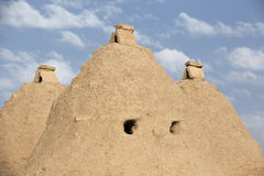The Harran Houses, Sanliurfa, Turkey Royalty Free Stock Photography