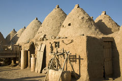 Harran, traditional houses - Anatolia Royalty Free Stock Photos