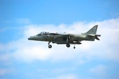Harrier à la fête aérienne de Sunderland Photographie stock