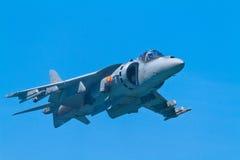 Harrier d'AV-8B plus Images libres de droits