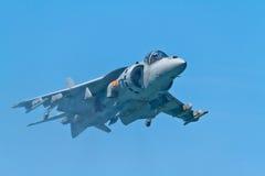 Harrier d'AV-8B plus Photos libres de droits