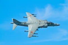 Harrier d'AV-8B plus Photographie stock