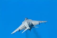 Harrier d'AV-8B plus Photo libre de droits