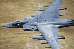 Harrier GR 9 RAF Fotos de Stock Royalty Free