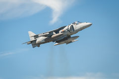 Harrier jump jet Royalty Free Stock Photo