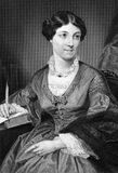 Harriet Martineau Stock Images