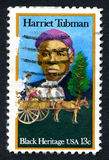 Harriet Tubman US Postage Stamp Royalty Free Stock Photography