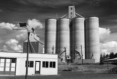 Harrington, Washington, USA Stock Image