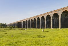 Harringworth Arches Royalty Free Stock Photos