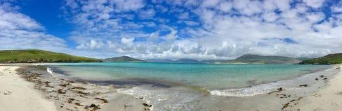 Harris, Hebrides exterior Foto de Stock Royalty Free