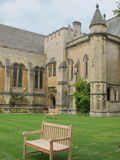 Harris Manchester College Chapel, Oxford University Royalty Free Stock Photography