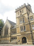 Harris Manchester College Chapel, Oxford University Royalty Free Stock Images