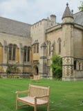 Harris Manchester College Chapel, università di Oxford fotografia stock libera da diritti