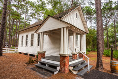 Harris School in the Pinellas County Heritage Village Royalty Free Stock Photography