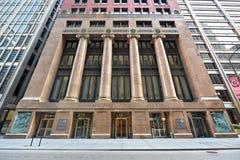 Harris Trust Building - Chicago Stock Photo