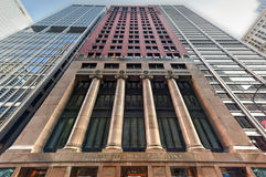 Harris Trust Building - Chicago Royalty Free Stock Photography