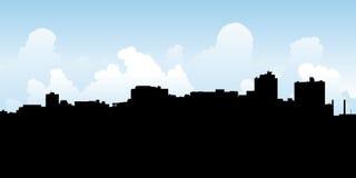 Harrisburg Skyline Royalty Free Stock Photos