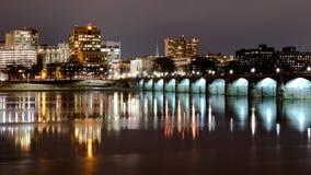 Harrisburg State Capital Stock Photo