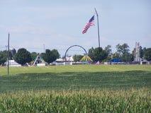 Harrisburg Virginia Fair Stock Photo