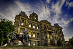 Harrison County Courthouse stock afbeeldingen