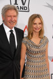 Harrison Ford,Calista Flockhart Stock Images