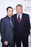 Harrison Ford,Sam Rockwell,Four Seasons Royalty Free Stock Photos