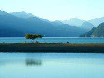 Harrison Hot Springs Royalty Free Stock Image